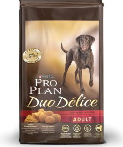 PURINA PRO PLAN Dog Duo Delice Adult Beef 10 kg